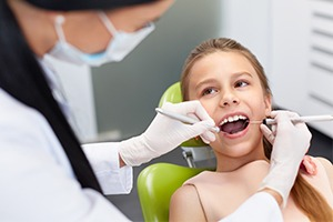 A Child In Dental Treatment 02