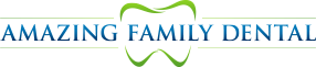 Amazing Family Dental Footer Logo 01