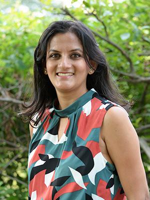 A Pose Of Dr. Niraja Patel 01
