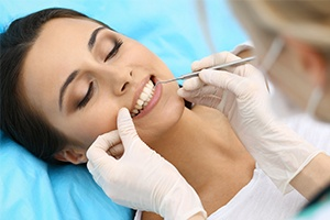 A Patient in Dental Treatment 05